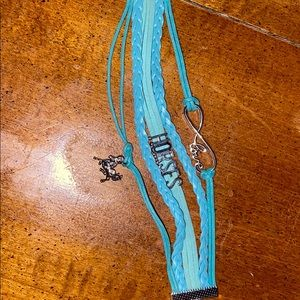 Jewelry - Horse bracelet (NIP)